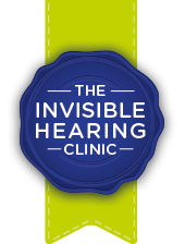 The Invisible Hearing Clinic Logo Long